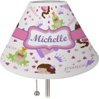 Princess Print Lamp Shade - Medium (Personalized) - RNK Shops