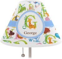 Animal Alphabet Lamp Shade - Large (Personalized) - You ...