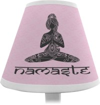 Lotus Pose Chandelier Lamp Shade (Personalized ...