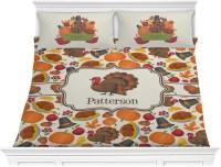 Traditional Thanksgiving Comforter Set - King ...