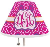 Colorful Trellis Lamp Shade