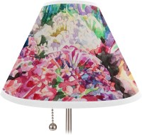 Watercolor Floral Coolie Lamp Shade (Personalized) - You ...