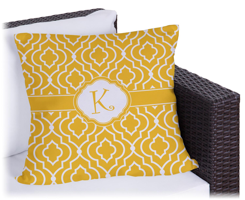 Trellis Outdoor Pillow