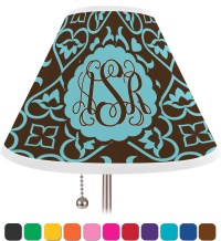 Floral Lamp Shade - Medium (Personalized) - RNK Shops