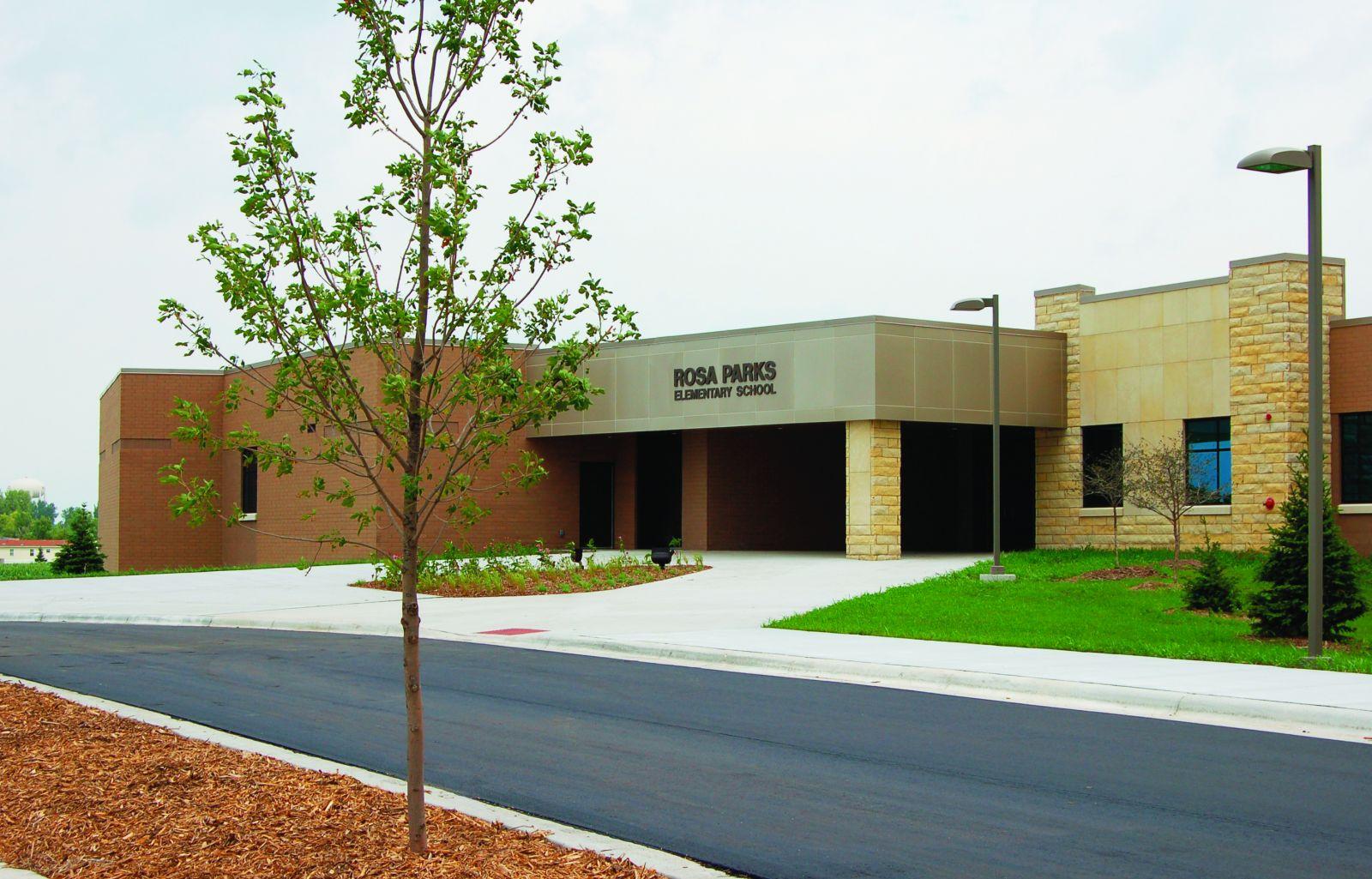 Escuelas Verdes Rosa Parks Elementary School