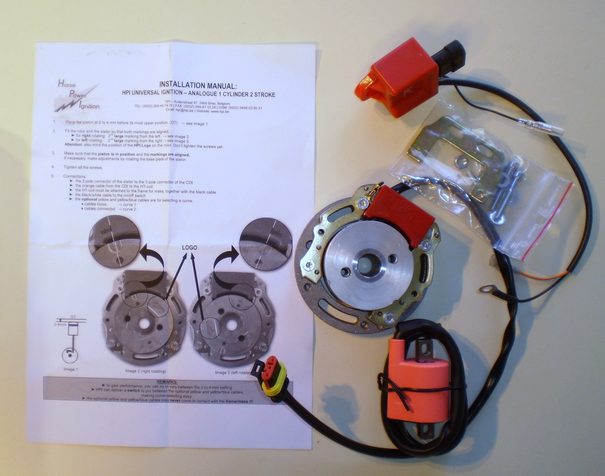 hight resolution of hpi race ignition sachs zundapp puch