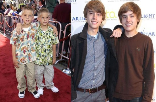 Cole and Dylan Sprouse - Photos - Disney Stars: WATN? - NY ... |Cole And Dylan Sprouse Then And Now
