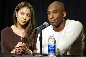 Kobe and his wife Vanessa