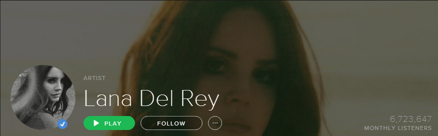 how to find followers on spotify