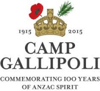Camp Gallipoli - Commemorating 100 Years of Anzac Spirit