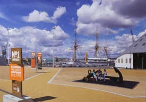 Historic Naval Dockyard Chatham
