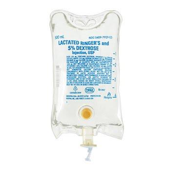 D5W (Dextrose 5% Water) IV Fluid - RNpedia