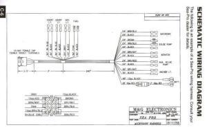 Rewiring 17ft seapro | Bloodydecks