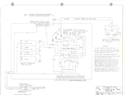 small resolution of original f 32 schematics and wiring diagrams trojan boat forum trojan battery wiring diagram trojan wiring diagram