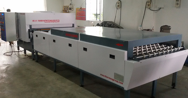 Infrared Conveyor System
