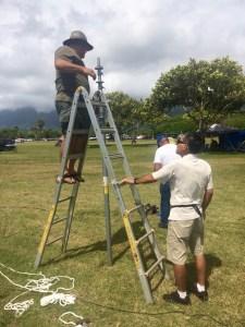 Ham Radio Field Day, Hawaiian Style   Roland K  Smith's Weblog
