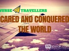 nurse travel the world