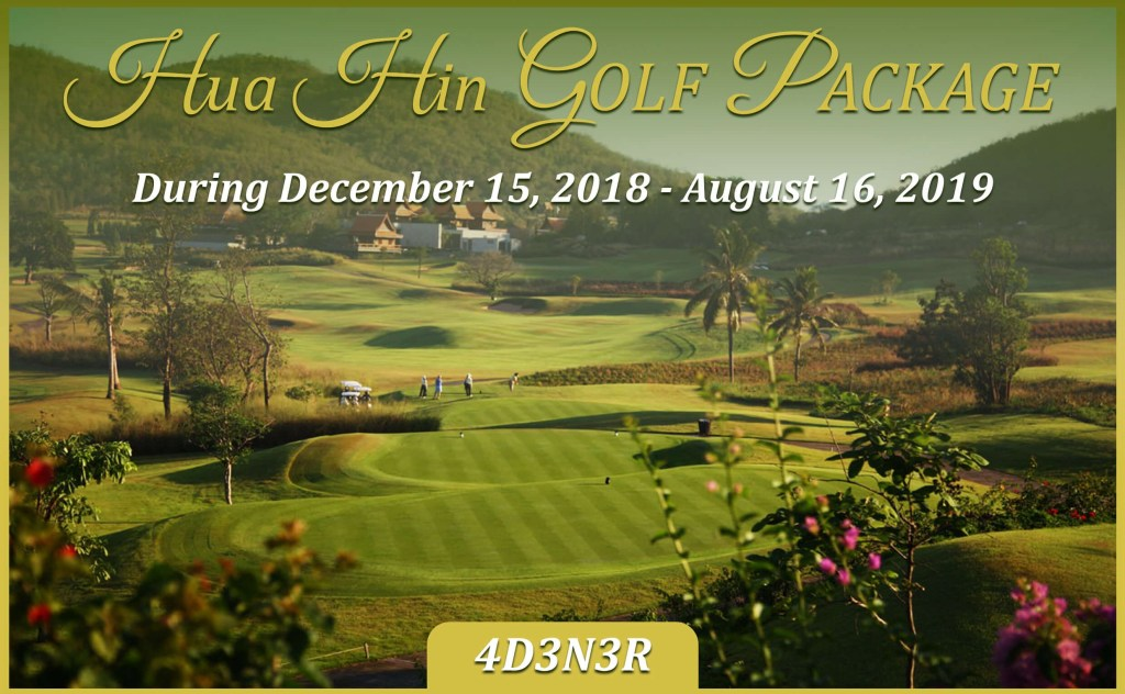 HuaHin Golf Package