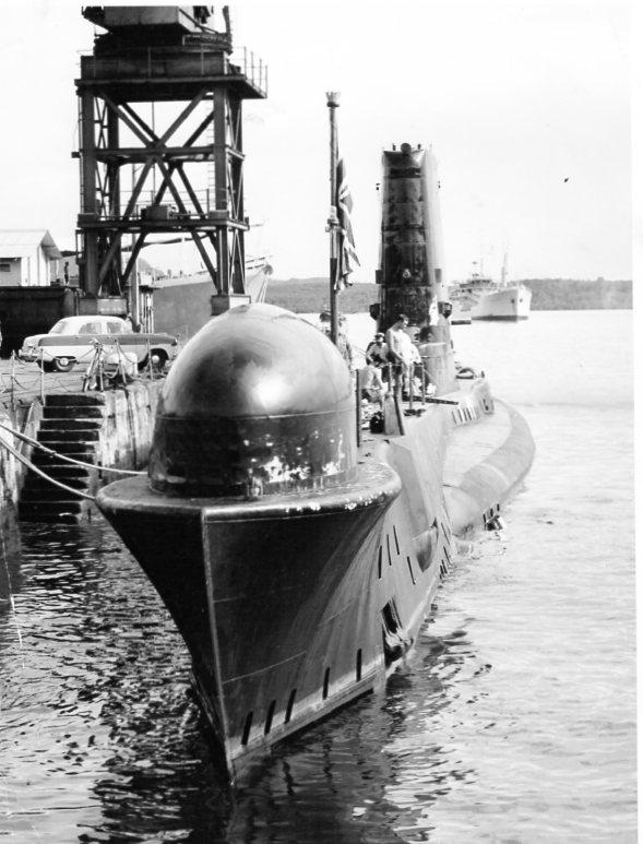 Friends of the Royal Navy Submarine Museum HMS ArtemisHMS Ambush 196467