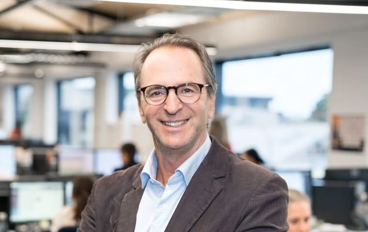 Michael Anderson, MediaWorks chief executive.