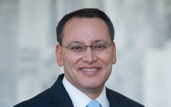 National MP Shane Reti.