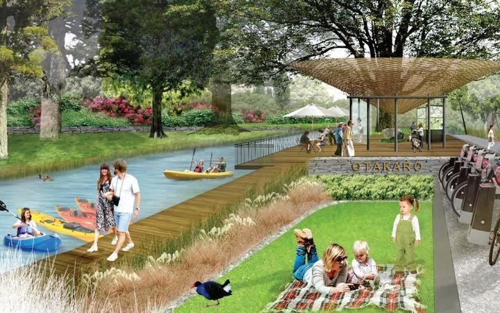 A $40 million investment case to Christchurch City Council proposes the creation of pathways and connections, basic public facilities, up to seven landing sites and the restoration of ecological areas along Ōtākaro Avon River Corridor.