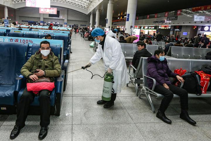 China Coronavirus Lockdown Measures Rise Across Hubei