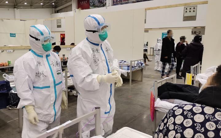 Coronavirus New China Figures Highlight Toll On Medical