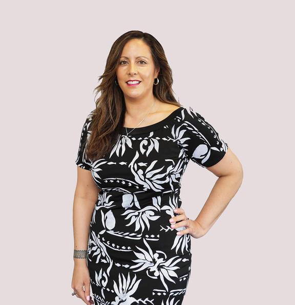 CEO of The Cause Collective, Rachel Enosa