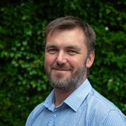Tim Maurice, Chief Executive of Asylum Seekers Support Trust