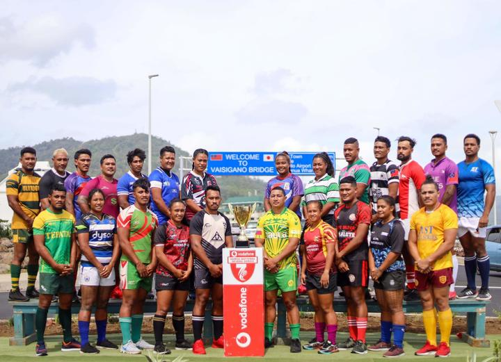 The Samoa National Sevens Series concluded at the weekend.