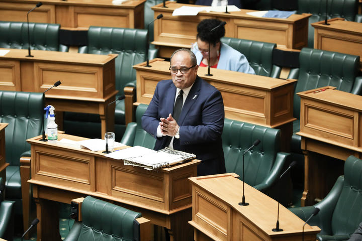 Minister for Pacific Peoples Aupito Sua William Sio