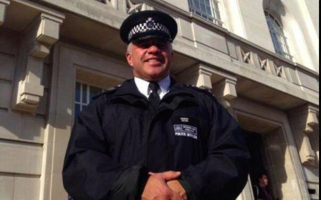 Matt Ratana moved to the UK in 1989 and joined the Met Police two years later.