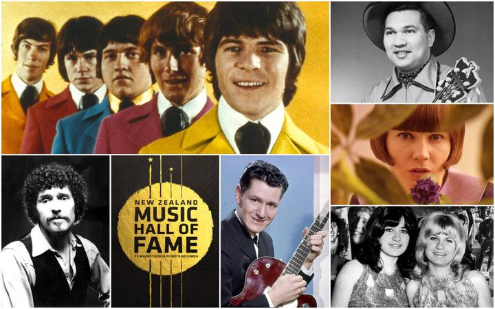NZ Music Hall of Fame inductees 2020