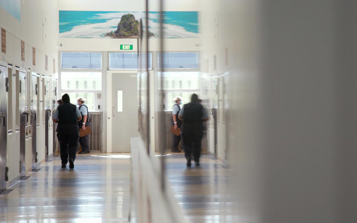 The Intervention & Support Unit at Auckland Region Women's Correctional Facility (ARWCF)