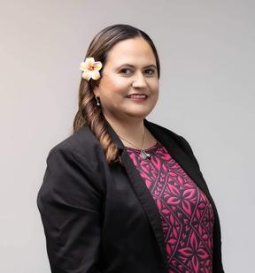 Pacific Cooperation Foundation Management Consultant, Afamasaga Jackie Curry