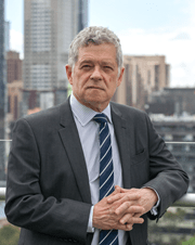 Professor Joe Siracusa of Curtin University in Perth.