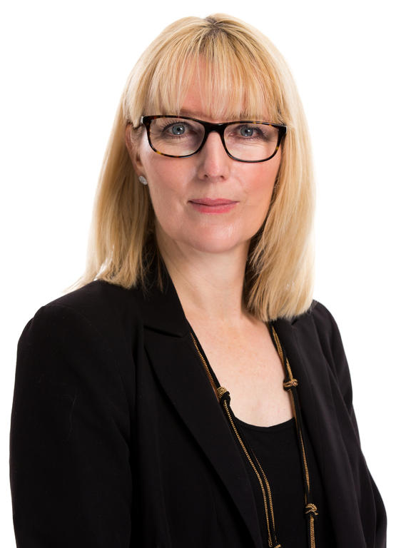 Child Matters chief executive Jane Searle