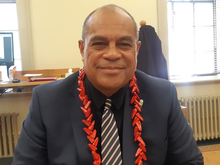 Minister for Pacific Peoples, Aupito William Sio