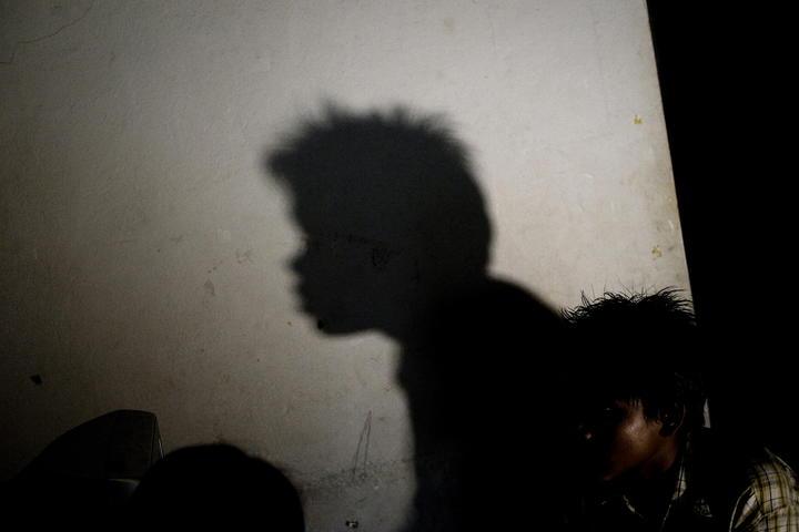 (Photo by NICOLAS ASFOURI / AFP