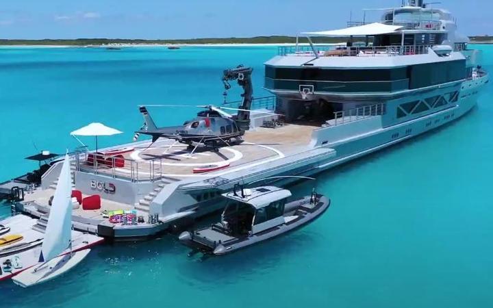 Superyacht BOLD