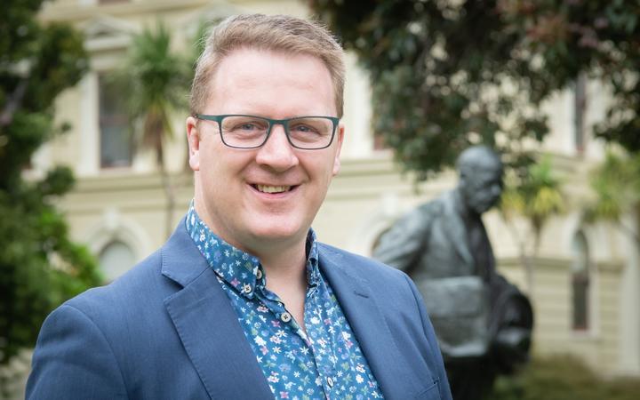 Victoria University of Wellington associate professor of law Dean Knight