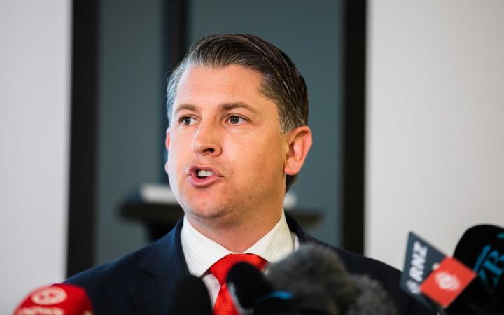 Transport Minister Michael Wood announces a new unit will lead a review of the Auckland light rail project.
