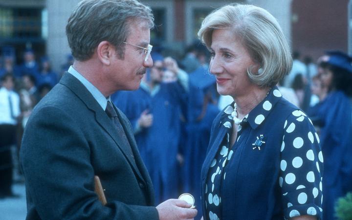 Mr Holland's Opus Year: 1995 Director: Stephen Herek Richard Dreyfuss Olympia Dukakis (Photo by Photo12.com - Collection Cinema / Photo12 via AFP)