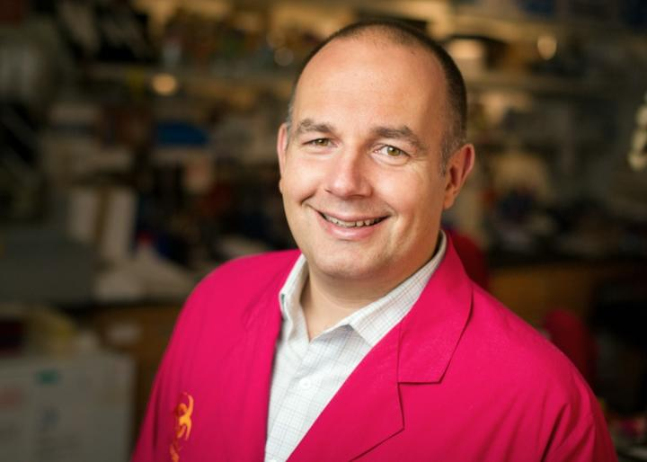 New Zealander Dr Richard Webby is a virologist at the St. Jude Children's Research Hospital in Memphis.