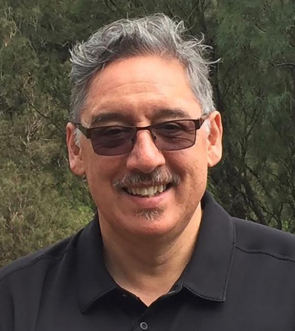 Massey University professor Chris Cunningham.
