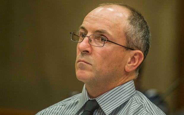 Scott Watson in High Court.
