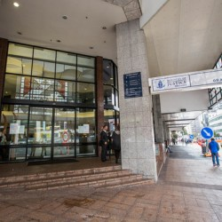 Gang member escapes custody at Auckland District Court