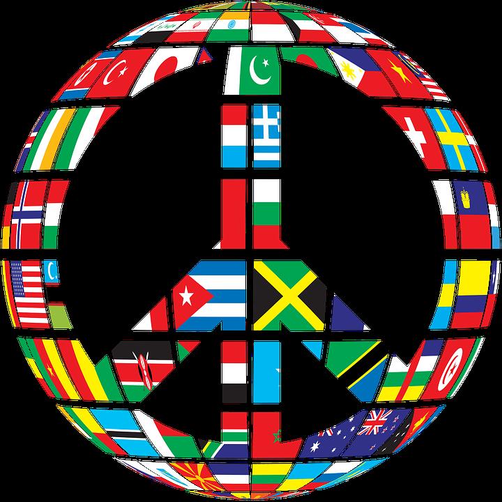 trump and world peace