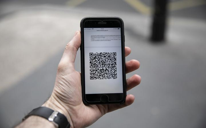 A QR app has been issued in France in order to keep track of people who are going out during the Covid-19 epidemic.